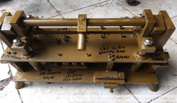Máy đột đập Việt Pháp 13 dao 2