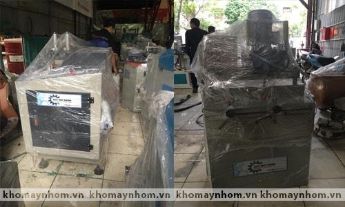 Chuyển máy sản xuất cửa nhôm Quảng Bình 1