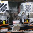 máy cắt nhôm 2 đầu xingfa 450 cao cấp