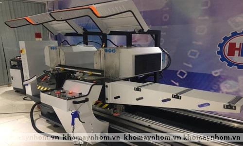 Máy cắt nhôm 2 đầu hệ 08S New 7