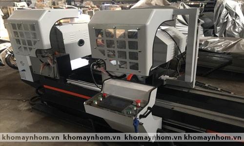 Máy cắt nhôm 09 đa góc CNC 2