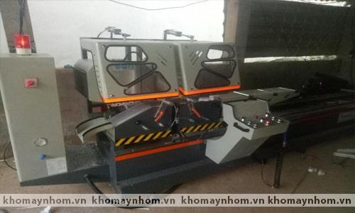 Chuyển máy sản xuất cửa nhôm Phú Thọ 3