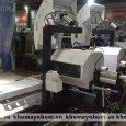 máy cắt nhôm 2 đầu 09s smart machine lưỡi 450 500 600mm
