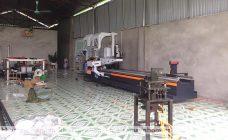 lắp đặt máy sản xuất cửa nhôm lâm thao phú thọ