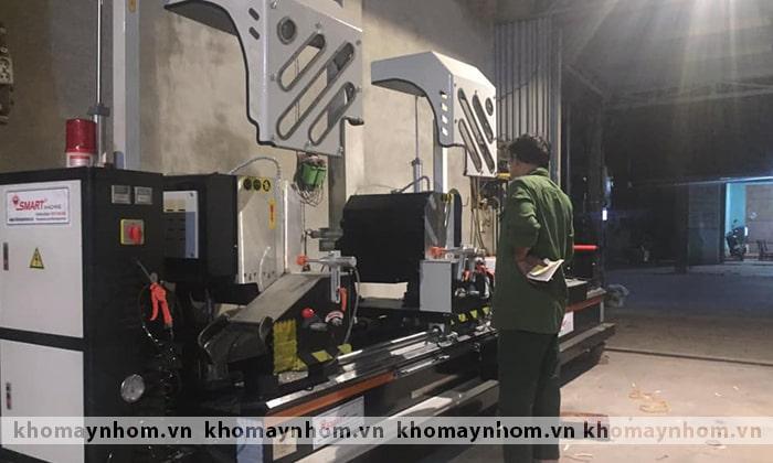 máy sản xuất cửa nhôm yên bái