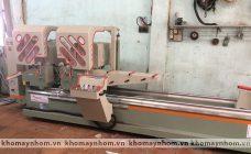 máy sản xuất cửa nhôm sầm sơn thanh hóa