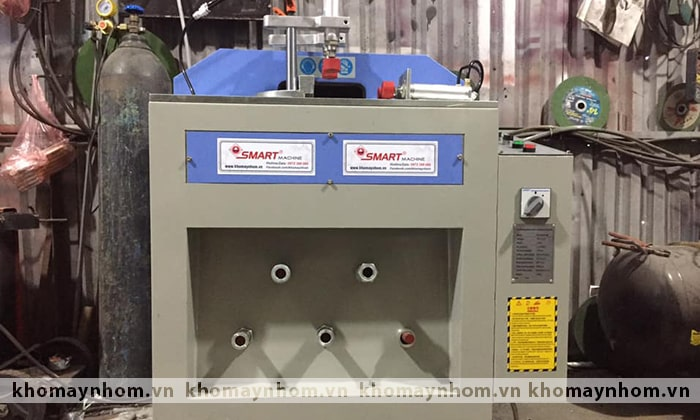 máy sản xuất cửa nhôm hà nội bắc ninh vũng tàu