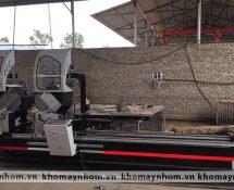 máy sản xuất cửa nhôm thanh ba phú thọ