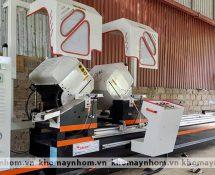 máy sản xuất cửa nhôm thanh hóa phú thọ