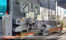 máy sản xuất cửa nhôm tuyên quang thanh hóa
